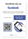 Picture of Smart Poster White Facebook