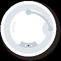 Obrázek Transparentní NFC štítek, 40mm, ULTRALIGHT